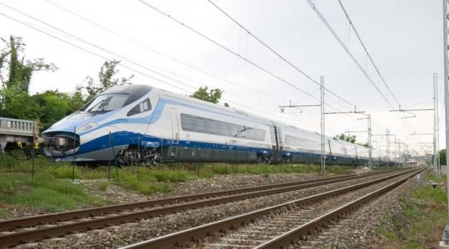 Alstom: primo treno AV PKP in viaggio per la Polonia