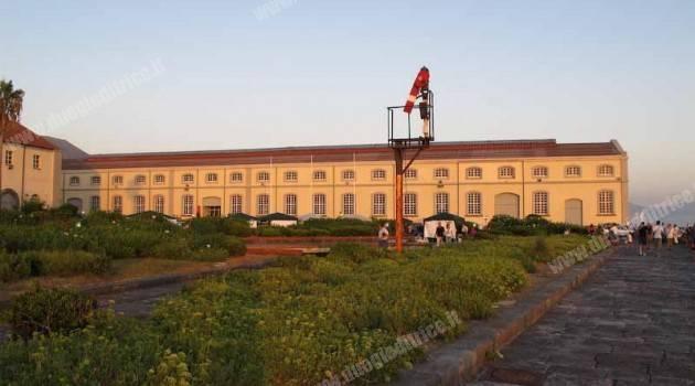 Museo di Pietrarsa per i 175 anni della Napoli-Portici