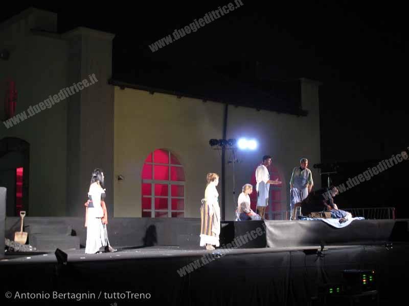 Napoli Teatro Festival al Museo Ferroviario di Pietrarsa