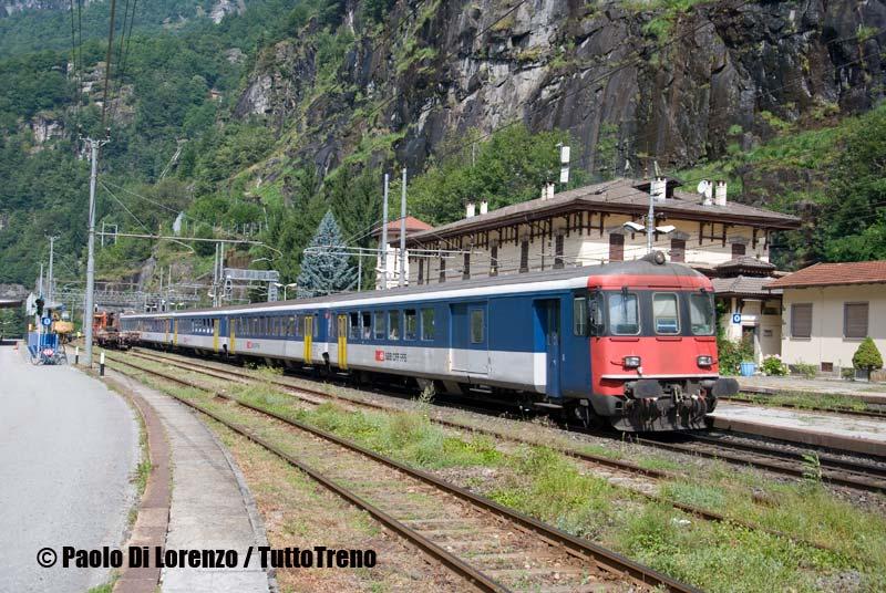 Sicurezza ferroviaria: Italia-Svizzera, accordo per le tratte di confine