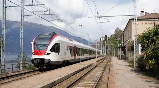FFS: TILO S30 Cadenazzo–Luino sostituiti con bus