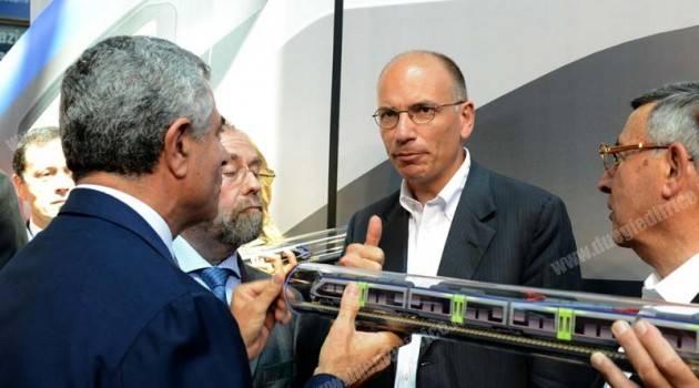 Rimini: Trenitalia, Alstom e AnsaldoBreda al Meeting