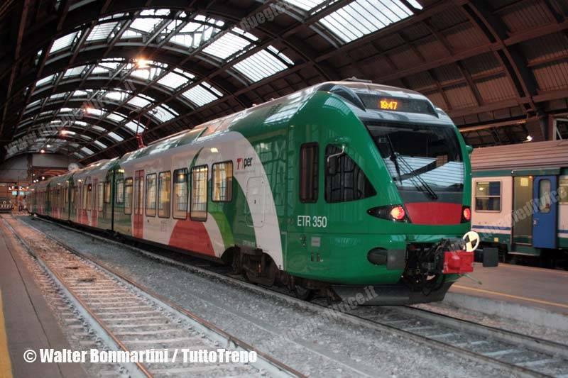 EXPO 2015: treni FER su Milano dal 1º maggio al 31 ottobre 2015