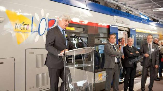 Alstom: primo Regiolis in Lorena