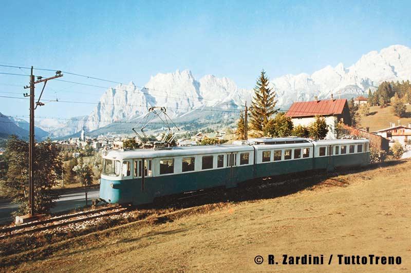 """Progetto """"Treno delle Dolomiti"""""""