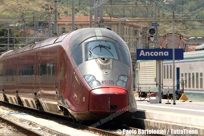 Italo anche a Pesaro