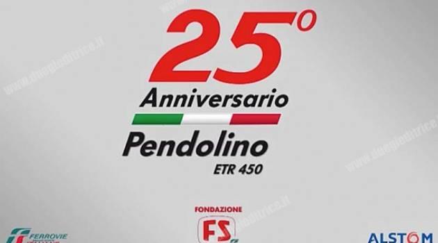 25° anniversario del Pendolino