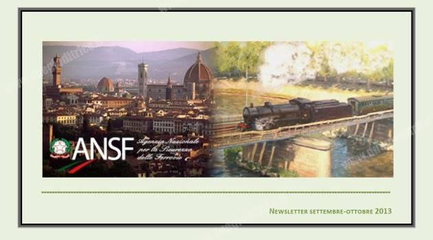 Newsletter ANSF n° 5/2013
