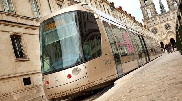 Alstom consegna il tram Citadis numero 1.500