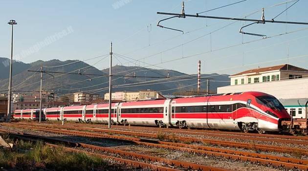 ETR 400 02 verso Napoli