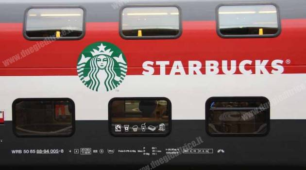 FFS: carrozza dedicata Starbucks