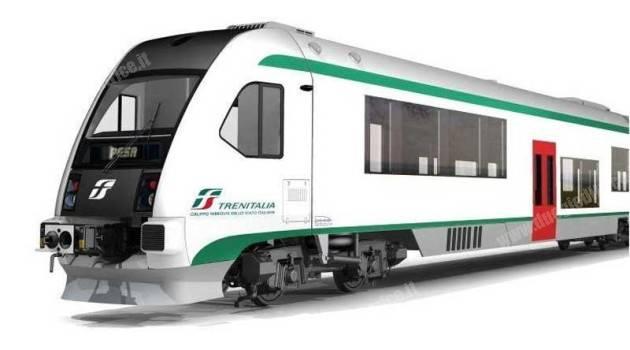 ATR 220: firmato il contratto Trenitalia-Pesa