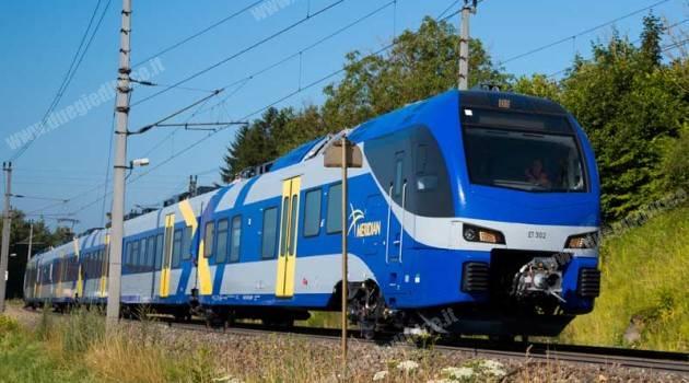 L'EBA autorizza la circolazione dei nuovi FLIRT MERIDIAN