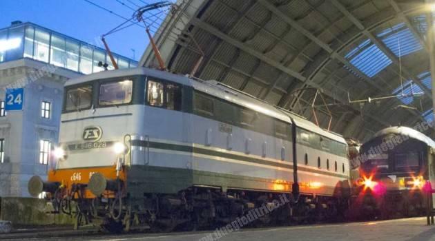 Locomotive storiche: E 646 028 a Milano