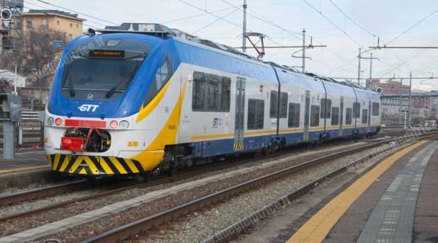 GTT: presentati i nuovi treni Coradia