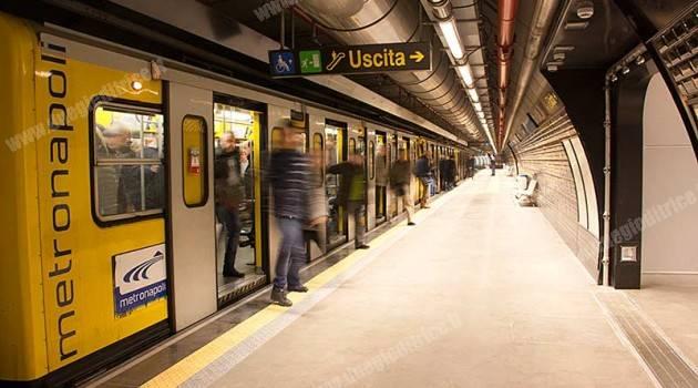 Linea 1 della metropolitana di Napoli, al via la stazione Garibaldi