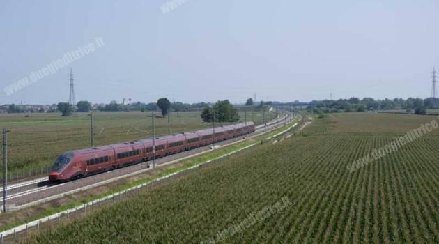 Alstom, 5 anni di AGV .italo