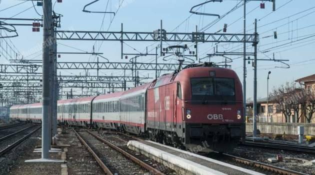 DB-ÖBB: si raddoppia su Bologna