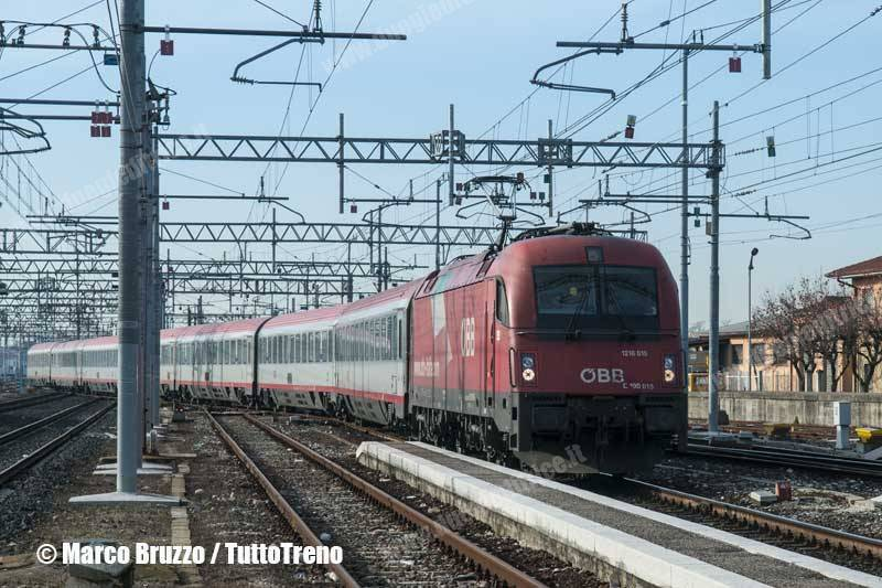 Partnership di Deutsche Bahn e Österreichische Bundesbahnen con ATV Verona