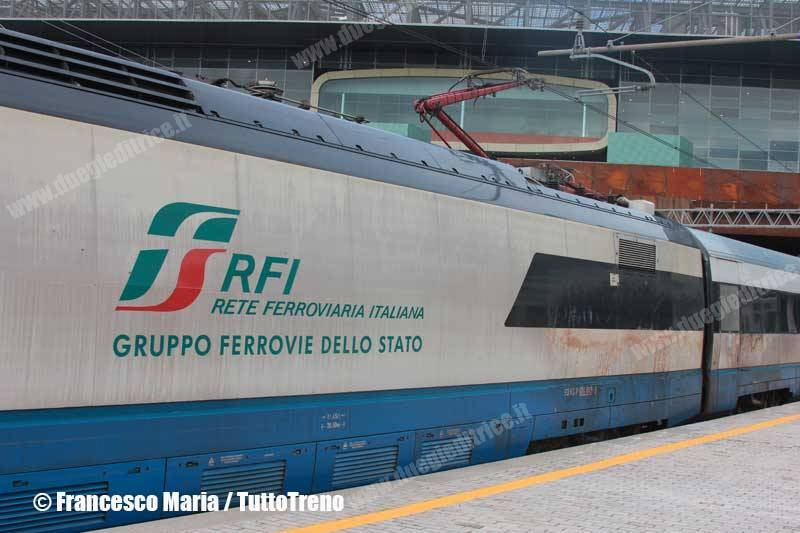 RFI-ETR500Y1-PreesercizioImpianti-RomaTiburtina-Roma-2014-01-26-FMaria-(6)-wwwduegieditriceit-WEB