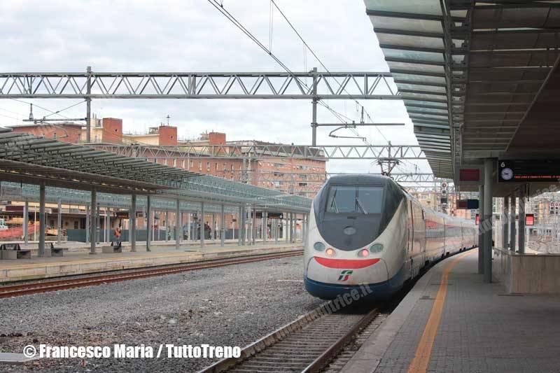 RFI-ETR500Y1-PreesercizioImpianti-RomaTiburtina-Roma-2014-01-26-FMaria-(7)-wwwduegieditriceit-WEB