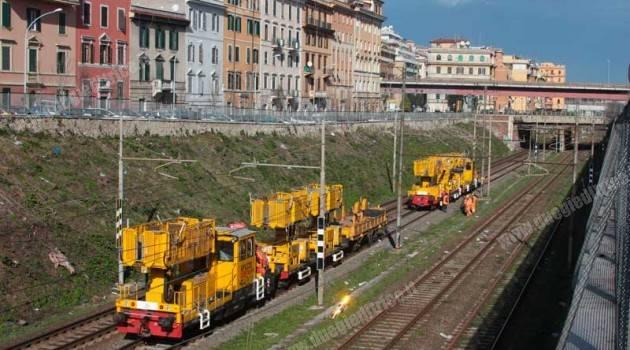 Potenziamenti infrastrutturali a Roma Tiburtina