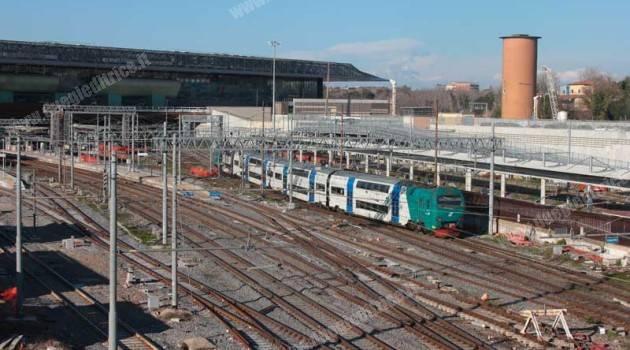 Trenitalia, firmato il contratto di servizio con la Regione Lazio