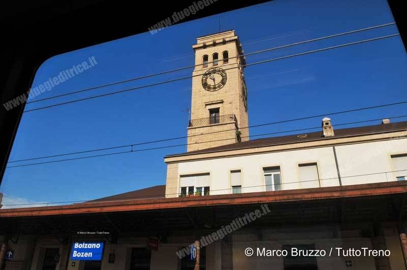 Bolzano: areale ferroviario, firmato l'accordo di programma