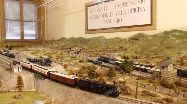 Trentennale del Museo Ferroviario di Trieste Campo Marzio