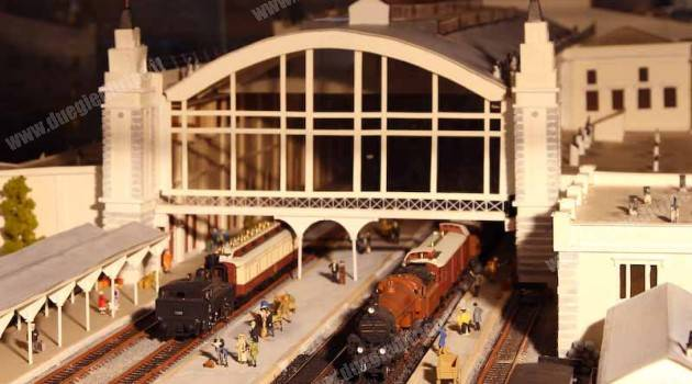 Progetto di restauro del Museo Ferroviario di Trieste Campo Marzio