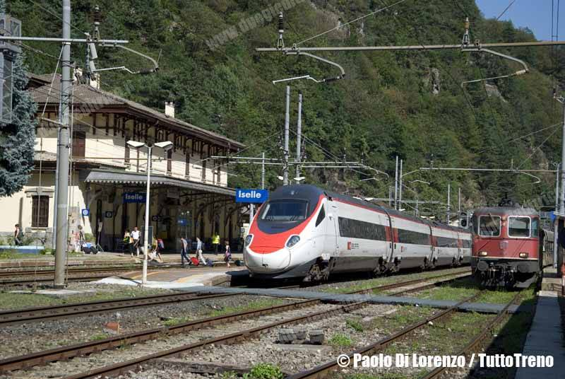 RFI: LAVORI ERTMS SULLA DOMODOSSOLA – ISELLE