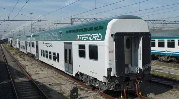 Milano: verrà presentato il nuovo Vivalto Trenord