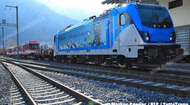 TRAXX Last Mile in servizio per BLS