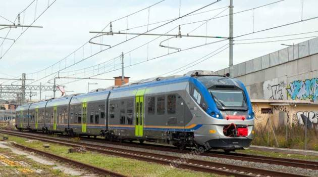 """E' """"Jazz"""" il nuovo ETR del Trasporto Regionale di Trenitalia"""