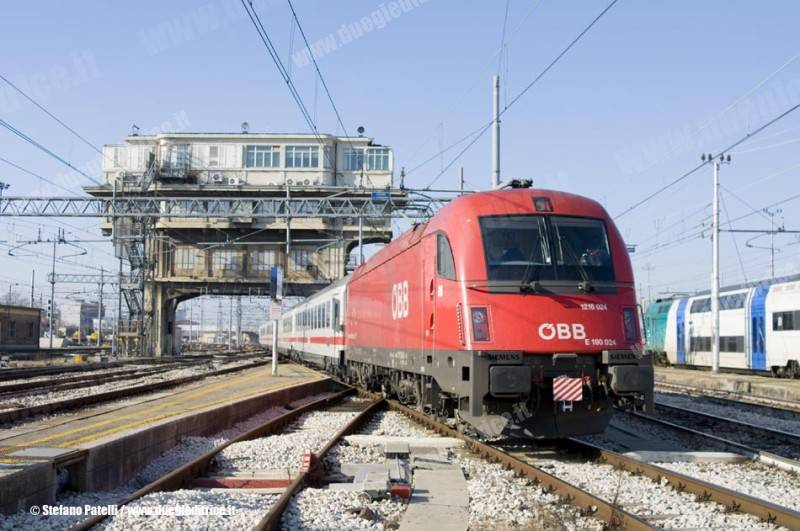 DB–ÖBB raddoppia su Bologna
