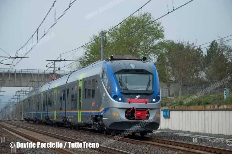 Dot System, nuova commessa da Trenitalia per i treni Jazz