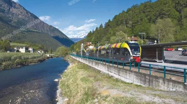 Il 5 maggio la ferrovia della Venosta compie 9 anni: ora l'elettrificazione
