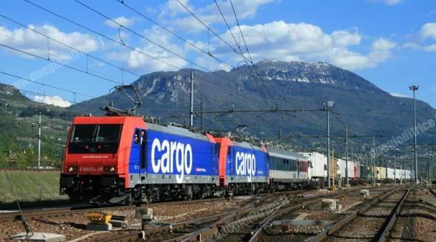 E 484 SBB in servizio sui RoLa Captrain