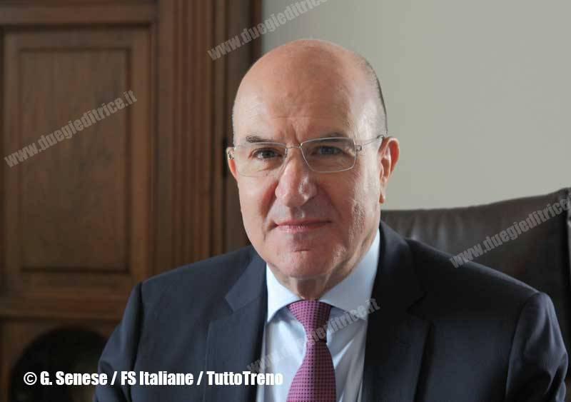 L'AD FS Elia eletto Vicepresidente UIC