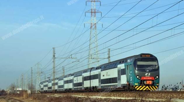 AnsaldoBreda firma nuovo contratto con Ferrovie Nord per 7 TSR