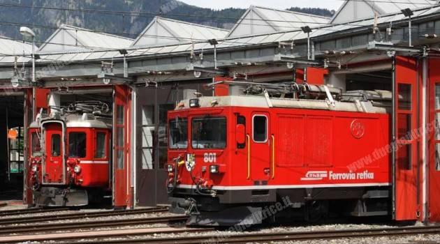 125 anni di Ferrovia Retica