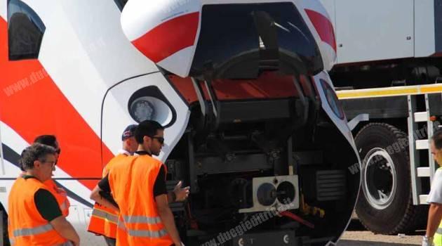 Il primo ATR 365 è giunto in Sardegna