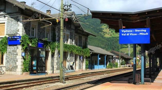 Alto Adige: cambiato il nome a quattro stazioni ferroviarie