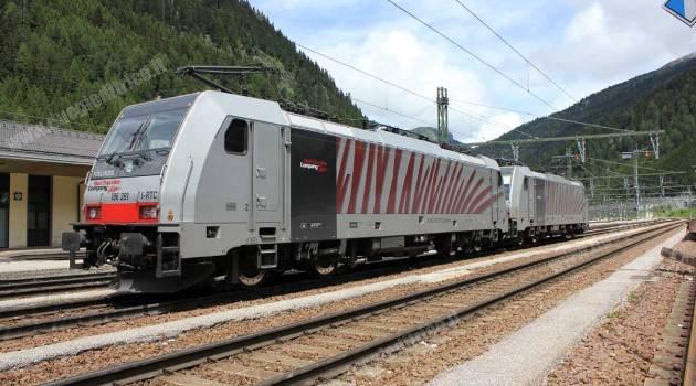 RTC: treni da 1500 t sul Brennero