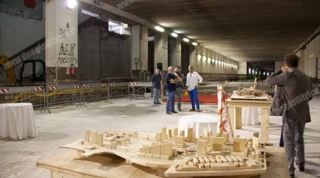 Napoli: più vicino il completamento della metrò Linea 1
