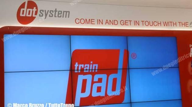 TrainPAD: alta velocità sui binari