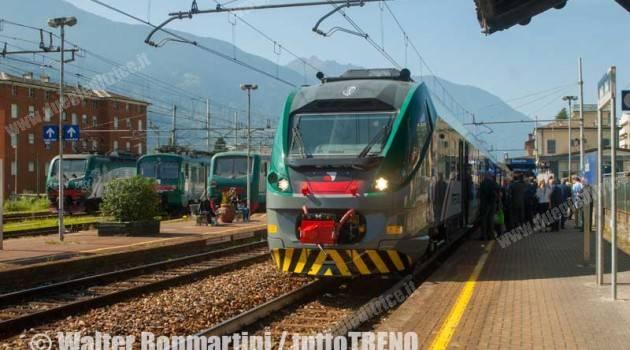 Trenord: in servizio gli ETR 425
