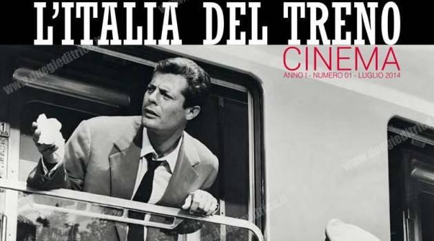 Fondazione FS: presentata prima monografia su treno e cinema