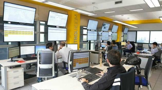 Alstom: inaugurata sala di controllo