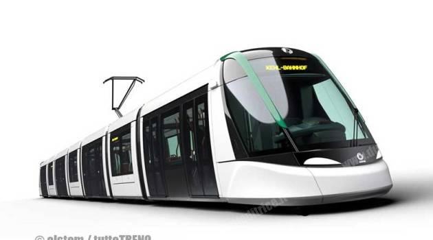 Citadis Alstom per Strasburgo